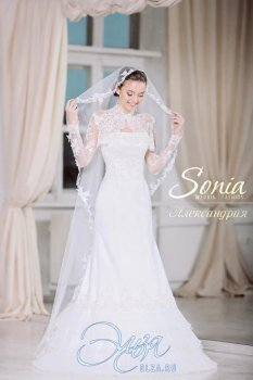 Свадебное платье Александрия