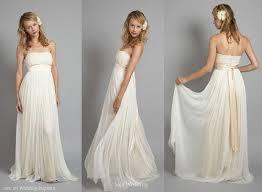 Выбираем летнее свадебное платье