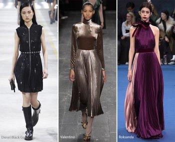Модные тенденции осень-зима 2016