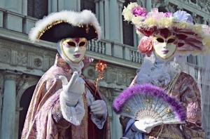 История новогоднего карнавального костюма