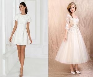 Какая должна быть длина у платья