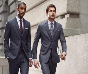 Бренды мужских костюмов